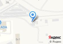 Компания «Астраханский газобетонный завод» на карте