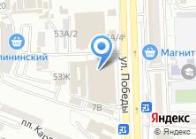 Компания «Магазин женской одежды» на карте