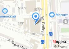 Компания «Банкомат КБ Монолит» на карте