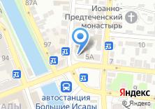 Компания «Мамин малыш» на карте