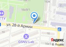 Компания «Astramaks» на карте