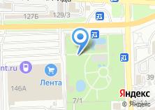 Компания «Планета» на карте