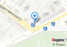 Компания «Злые Моторы» на карте