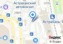 Компания «Автокасса №11» на карте