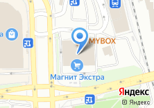 Компания «Сеть мастерских по ремонту одежды и обуви» на карте