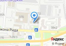 Компания «АстраханьГипрозем» на карте