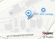 Компания «Втс-Стройкомплект» на карте
