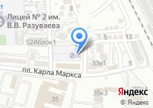 Компания «Детский сад №49» на карте