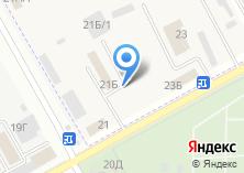 Компания «Гидромонтаж» на карте