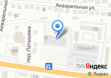 Компания «Доктор Баня» на карте