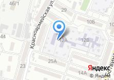 Компания «Детский сад №17 Ягодка» на карте