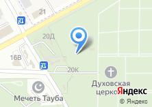 Компания «Кладбище №2» на карте