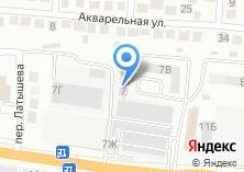 Компания «АстраБлок» на карте