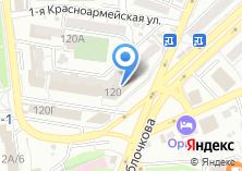 Компания «Астраханский линейный отдел МВД России на транспорте» на карте