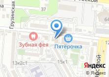 Компания «БарсаМебель» на карте