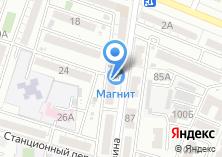 Компания «ПивкоFF» на карте