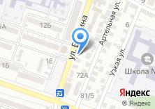 Компания «Любаша» на карте