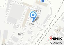 Компания «Регион-Строй» на карте