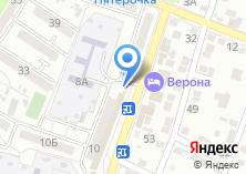 Компания «Мясокомбинат Астраханский» на карте