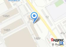 Компания «Техстрой» на карте