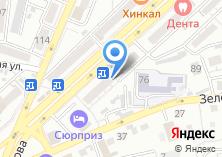 Компания «ОкновЪ» на карте