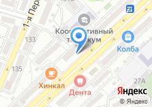 Компания «Магия Декора» на карте