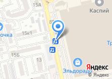 Компания «Сеть магазинов табачных изделий» на карте