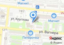 Компания «СервисСтройМонтаж» на карте