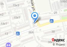 Компания «Антроникс» на карте