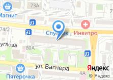 Компания «Лавка Жизни» на карте