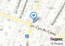Компания «Виктор» на карте