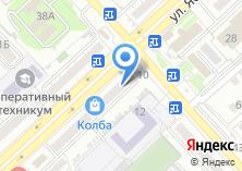 Компания «Любава» на карте