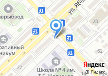 Компания «Ногтевой салон» на карте