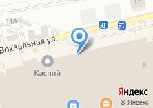 Компания «ЮжРегионИнвент» на карте