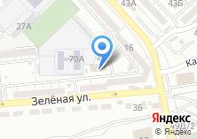 Компания «Комстрой Инвест» на карте