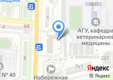 Компания «Пункт обслуживания клиентов №4» на карте