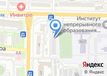 Компания «СФО-АСТРА» на карте
