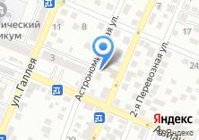 Компания «ВДПО» на карте