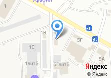 Компания «Промэксперт» на карте