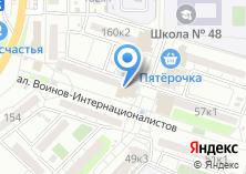 Компания «КЛАССики» на карте