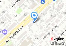 Компания «NotaDoor» на карте