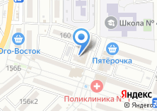 Компания «Альянс-строй» на карте