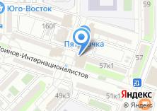 Компания «Судебный участок Советского района» на карте