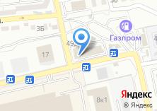 Компания «Инструмент-сервис» на карте