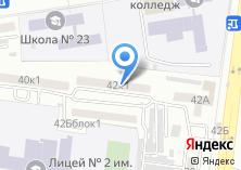 Компания «Управляющая организация» на карте