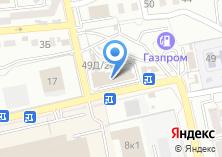 Компания «АВТОЭЛЬ» на карте