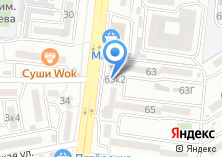 Компания «Kovshar-service» на карте