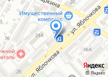 Компания «Дубки» на карте