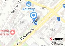 Компания «Оксана» на карте