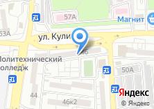 Компания «SK» на карте